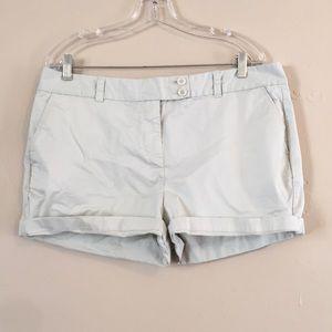 Vineyard Vines Cream Dayboat Cotton Shorts